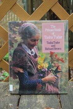 THE WONDER OF TASHA TUDOR posted by Amber- I got the book The Private World of Tasha Tudor from the library last week, along with a couple of her childrens' books, and I am smitten.