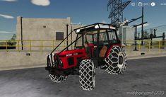 Farming Simulator 19: Download Zetor 7745 Beta Mod - ModsHost Farming, Tractor