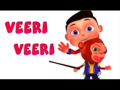 Veeri Veeri Gummadi Pandu Song - Telugu Rhymes For Children - 3D Animation