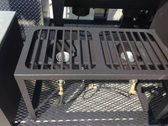 Barbecue Grill Trailer