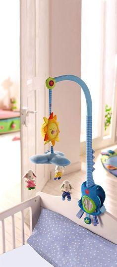 HABA 3895 - Halterung für Mobile: Amazon.de: Spielzeug