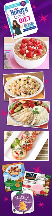 Craving even MORE Hungry Girl Diet recipes?! Find 'em for every meal… in today's HG! #easyrecipes