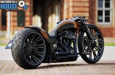#HarleyDavidson Thunderbike Production-R Custom is our photo of the day! #POTD #HDNation #MotorcyclesDaily - uploaded by #MotorcycleHouse