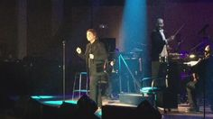 Josep Copoví @JosepCopovi  201115 Concert @RAPHAELartista Valencia  Mi gran noche  #raphaelsinphonico