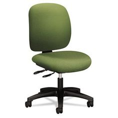 ComforTask Multi-Task Swivel/Tilt Chair, Clover - 5903HNR74T by Hon. $204.50. 19. Strong lumbar support to minimize back pain. Oversized cushions for additional comfort. Multi-task control adjusts seat and back angles with a single lever. Recommended Applications: General Office & Task; Seat/Back Color: Clover; Features & Functions: Back Height Adjustment; Pneumatic Seat Height Adjustment; Tilt Tension/Tilt Lock.