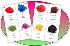 Les imagiers - (page 2) - Pépinette à l'ecole couleurs