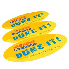 The Indiana Dunes Visitor Center has free stickers for those who complete the 3 Dune Challenge. What a great way for guests to remember their experience! http://custom.carstickers.com/custom/euro-oval-sticker/custom-stickers/