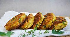 Chiftelute de naut   Falafel