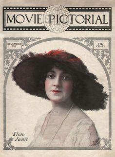 Movie Pictorial Magazine, 1915