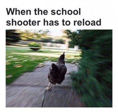School shooter posts so hot right now