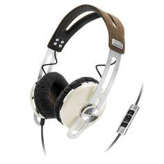 Headphone by Sennheiser: MOMENTUM On-Ear Ivory