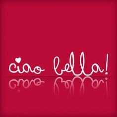 Ciao Bella Logo | The Ego Co.