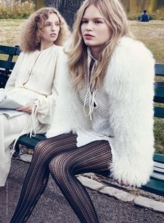 """Be Yourself"" by Mikael Jansson for Vogue US January 2016"