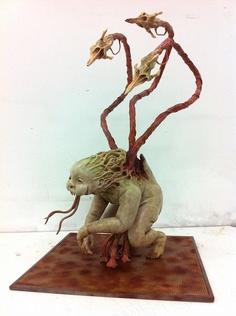 Dead Space Lurker by malcairion on DeviantArt Arte Horror, Horror Art, Character Concept, Character Design, Besta, Dark Souls 3, Horror Fiction, Demon Art, Alien Vs Predator