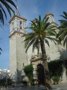parroquia chipiona