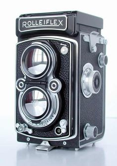Rolleiflex Automat 4.  Mine received a CLA by Harry Fleenor who also put in a bright Maxwell focus screen.  It's a jewel of a camera and my favorite twin lens reflex.