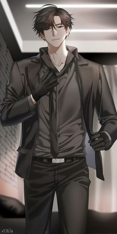 Jumin Han Mystic Messenger, Mystic Messenger Characters, Devil Aesthetic, Daddy Aesthetic, Aesthetic Anime, Jumin Han Daddy, Haikyuu Seasons, Jumin X Mc, After Life