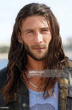 US actor Zach McGowan poses during a photocall for the TV series 'Black Sails' as part of the Mipcom international audiovisual trade show at the Palais des Festivals, in Cannes, southeastern France, on October 7, 2013.