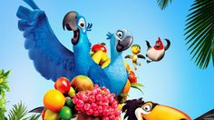 Rio 2 is a 2014 American Cartoon Musical Show Experience Funny Film Cartoon Wallpaper Hd, Wallpaper Pc, Wallpaper Backgrounds, Wallpaper Pictures, Computer Wallpaper, Disney Wallpaper, Disney Pixar, Disney Movies, Puppies