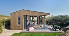 Small and Charming Weekend House With an Optimum Level Of Openness