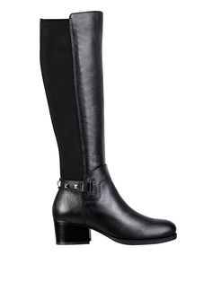 GUESS Luisa Studded Tall Boots ** Trust me, this is great! Click the image. : Women's winter boots