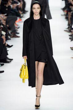 Mariacarla Boscono at Christian Dior RTW F/W 2014