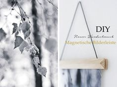[Kreativ-Adventskalender:Türchen #14] DIY Magnetische Bilderleiste + Poster Download