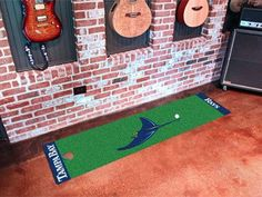 MLB - Tampa Bay Rays Putting Green Runner
