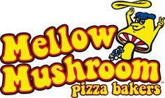 Mellow Mushroom pizza is so yummy! Gluten Free Menu, Gluten Free Pizza, Restaurant Guide, Logo Restaurant, Mellow Mushroom Pizza, Pizza Baker, Pizza Chains, Vegetarian Pizza, Great Pizza