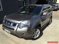 2013 Nissan X-Trail T31 Series 5 ST-L (FWD) Grey Automatic A Wagon #nissan #xtrail #forsale #australia