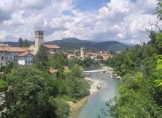 Cividale del Friuli is a picturesque small town in the Friuli-Venezia Giulia region of north-eastern Italy.