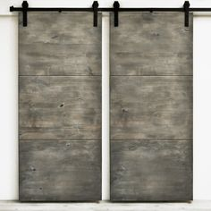 Large slab panels of solid wood express a minimalist modern appearance. Standard…