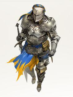 kekai kotaki http://kekai-k.tumblr.com/post/125740669933/the-knights-6