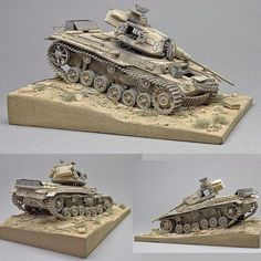 Pz.Kpfw. III Ausf J 1:35 Scale By Modeler Guido de Jong From: Pinnacle Scale Models  #scalemodel #diorama #hobby #plastimodelismo #miniatura #usinadoskits #udk #miniature #miniatur #maqueta #maquette #dioramas #war #guerre #bataille #guerra #pzkpfw #airborne #scalemodelkit #passatempo #instahobby #hobby #scale