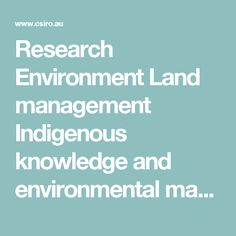 indigenous knowledge research Home » working groups » indigenous knowledge, curriculum and research working group collaborative research and learning projects that explicitly honour and value aboriginal culture, ways.