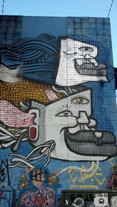 I don't know where those wall painting are but I will try to find out. - Leolivera - Belo Horizonte , Brazil