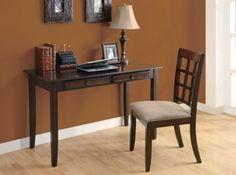 hamburg contemporary 4 tier bookshelf desk and faux leather desk