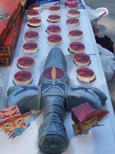Thundercats Cake Looks Utterly Delicious | Walyou