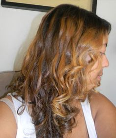 Tips for Straightening Natural Hair to Last