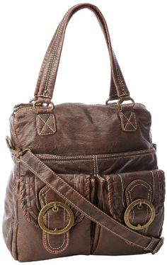 Nine West Vintage America Whip It Foldover Shoulder Bag,Brownie,One Size Nine West,http://www.amazon.com/dp/B00D75V11M/ref=cm_sw_r_pi_dp_0r42sb0X1HPFF9D8