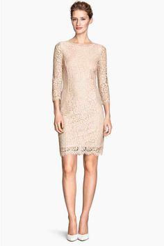 Rochie din dantelă   H&M