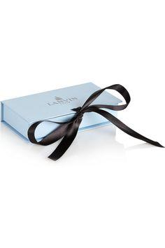 Lanvin|Love bow-embellished pen |NET-A-PORTER.COM