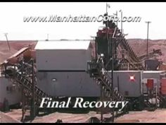 Plants, at Manhattan we have a number of diamond recovery plants available , technology Mining Equipment, Manhattan, Recovery, Watch, Diamond, Youtube, Plants, Clock