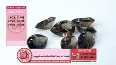 This is a Video of Smoky Quartz Pears Concave cut 10x8 mm calibrated size loose gemstone.  Natural Smoky quartz Gemstone Pears shape Average weight of 10x8mm concave cut will be around 2 carats. One more thing, we are giving shipping free to USA, UK and Japan.