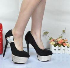 Beautiful Change yourself now-Stiletto Heels