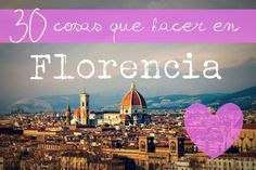 30 COSAS QUE HACER Y VER EN FLORENCIA 30 things to do in Florence Lonely Planet, Verona, Budapest, Places To Travel, Places To Visit, Milan Italy, Eurotrip, Toscana, Plan Your Trip