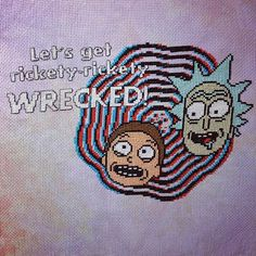 Just finished the lastest series loving this #rickandmorty #crossstitch by @http://l3ahkn1tspic.twitter.com/BPtzYuhd6p