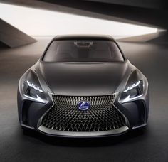 The LF-FC flagship concept was revealed at the 2015 Tokyo Motor Show. A visionary new vehicle, the concept offers a peek into the design and technology direction of the future flagship sedan.