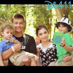 Video: Rowan Blanchard, Peyton Meyer & August Maturo talking Season 2 of #GMW with Fanlala August, 2014