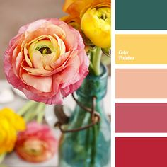 Color Palette #3270